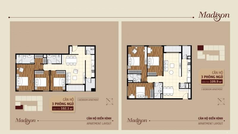 Dự án căn hộ Madison