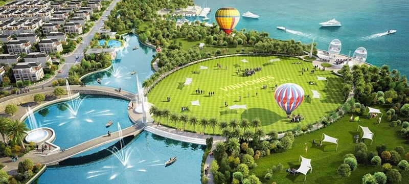 Vinhomes Central Park – Một khu đô thị bậc nhất ven sông Sài Gòn2