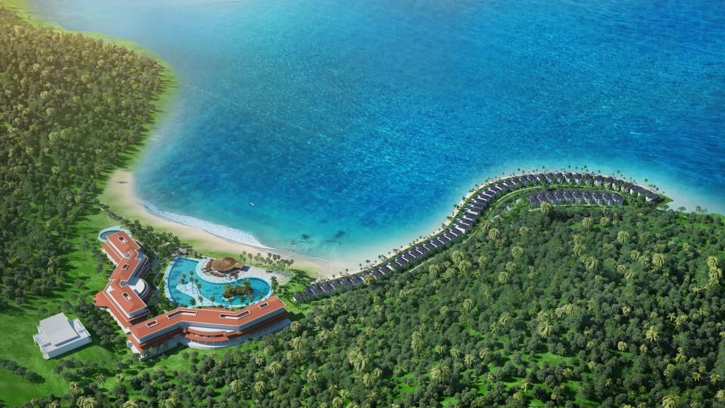 Mở bán 57 biệt thự Vinpearl Nha Trang Villas