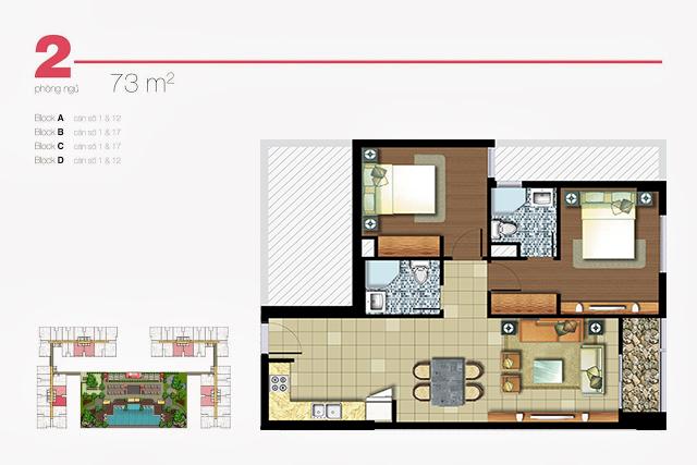 Dự án căn hộ Lexington Residence