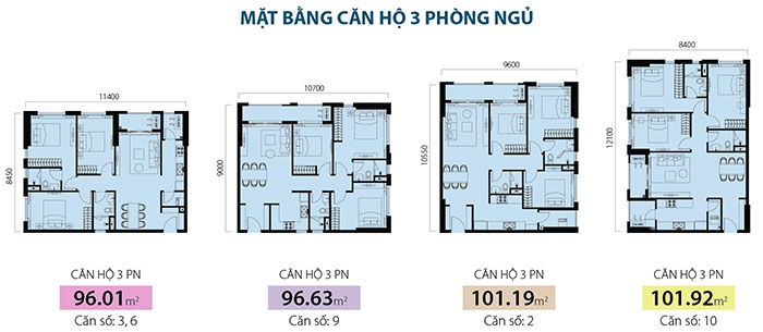 Dự án căn hộ Newton Residence