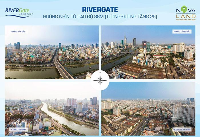 dự án căn hộ River Gate
