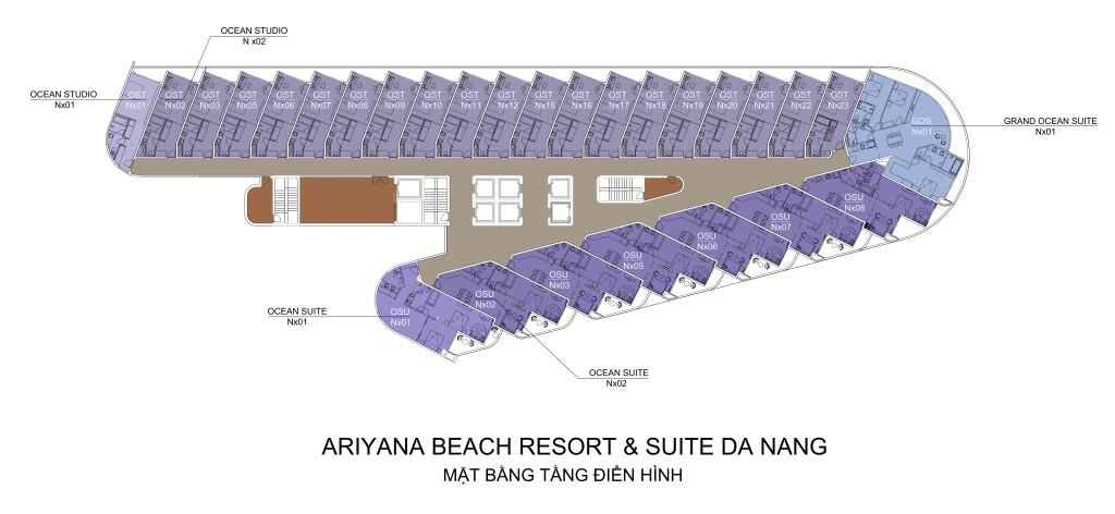 Furama Ariyana Condotel Đà Nẵng