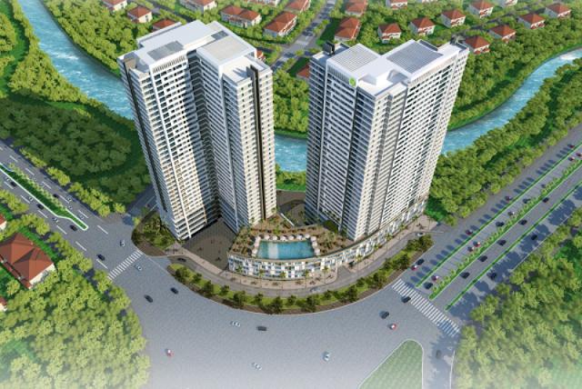 dự án căn hộ Sunrise Cityview