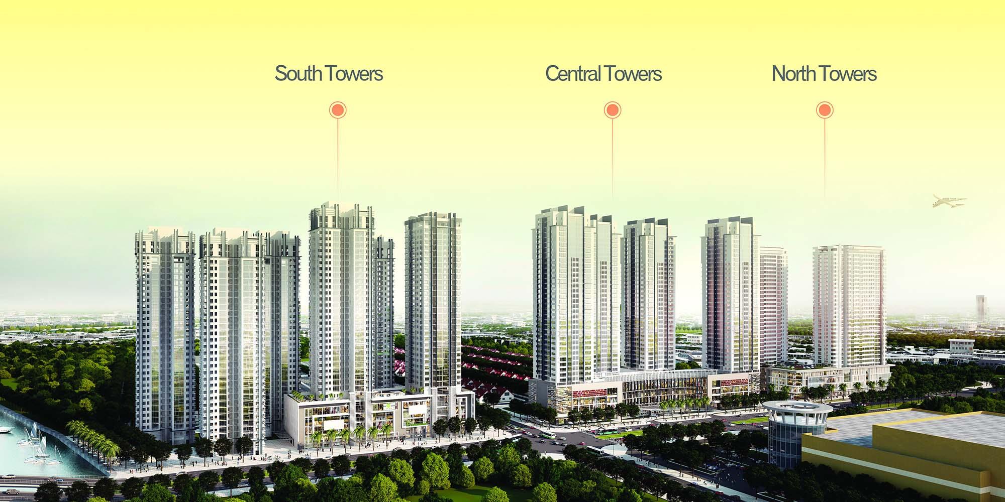 Cho thuê căn hộ chung cư Sunrise City