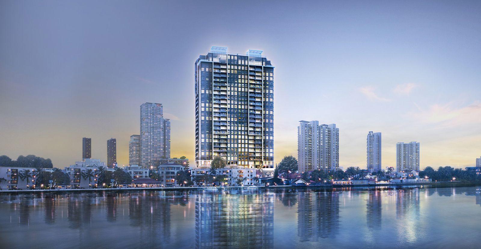 Cho thuê căn hộ chung cư Nassim Thảo Điền