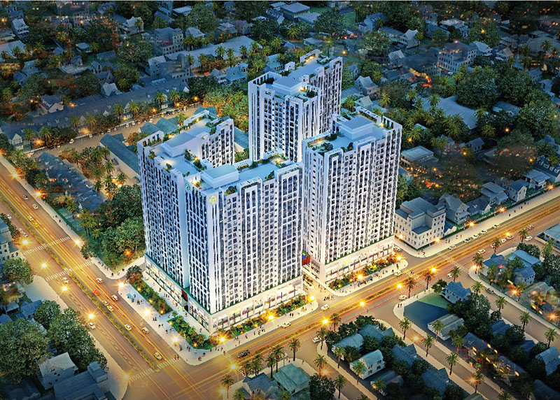 cho thuê căn hộ chung cư Richstar Tân Phú