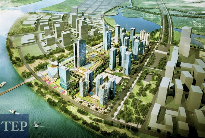 du an eco smart city
