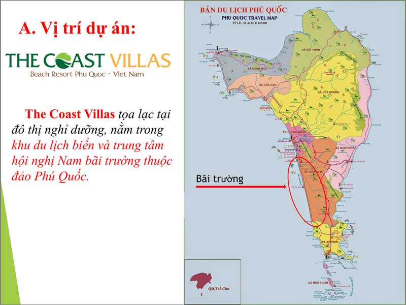 biet thu the coast villas