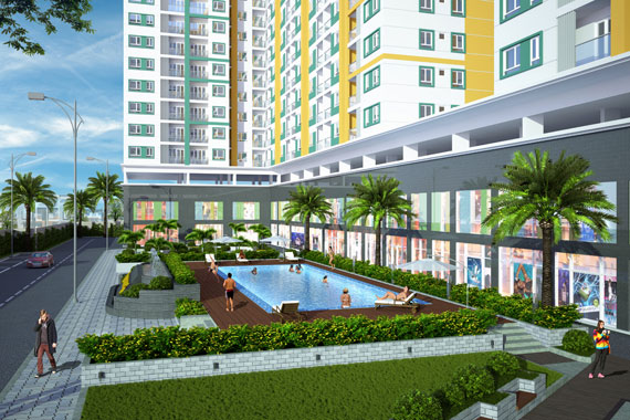 can ho melogy residences