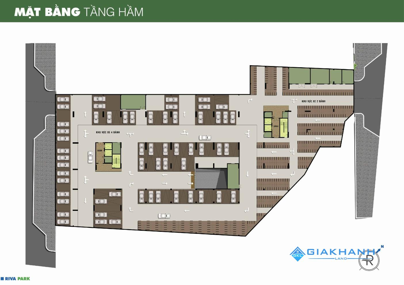 Dự án căn hộ cao cấp Riva Park quận 4 và đánh giá khách quan về dự án nhà chung cư hạng sang