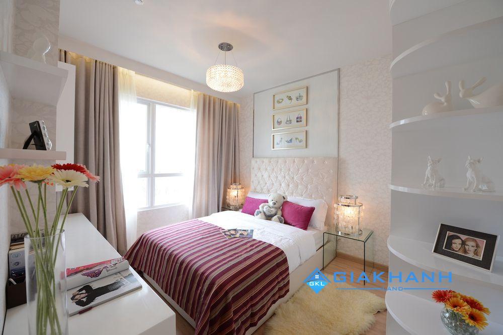 Tư vấn thiết kế nội thất căn hộ 1 phòng ngủ Vista Verde