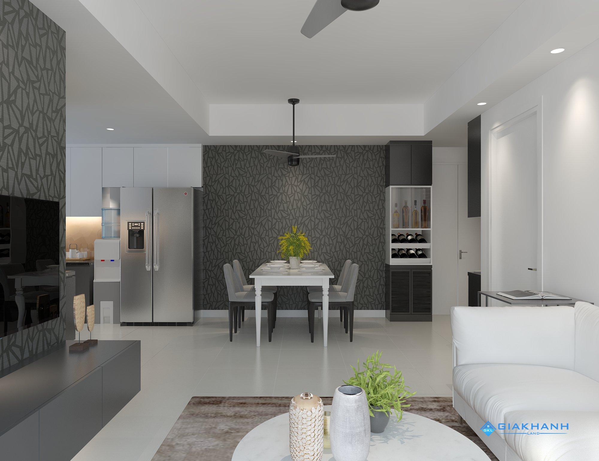Kinh nghiệm thuê căn hộ chung cư Bình Chánh