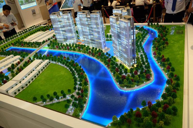 Quy hoạch khu dân cư Nam Rạch Chiếc Quận 2 như thế nào ?