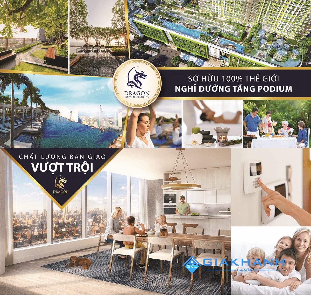 Cho thuê căn hộ chung cư Topaz Elite