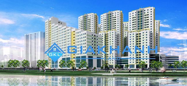 Cho thuê căn hộ chung cư Belleza Apartment