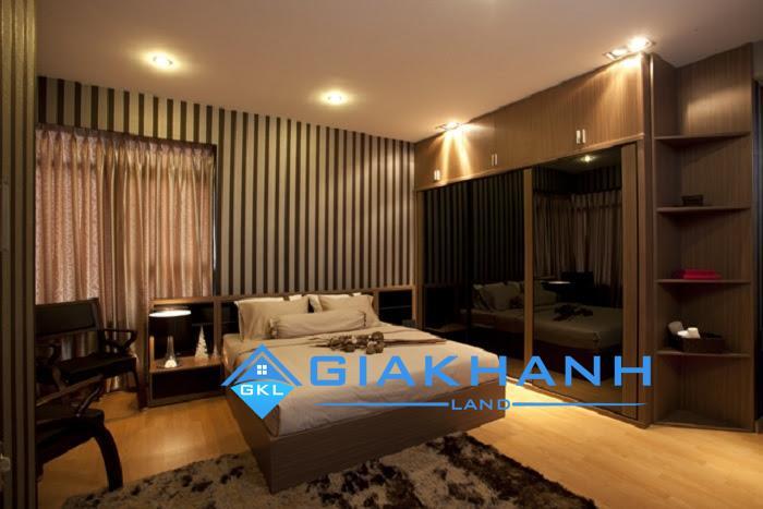 Cho thuê căn hộ chung cư Citizen