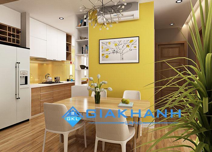Cho thuê căn hộ chung cư City Gate Towers