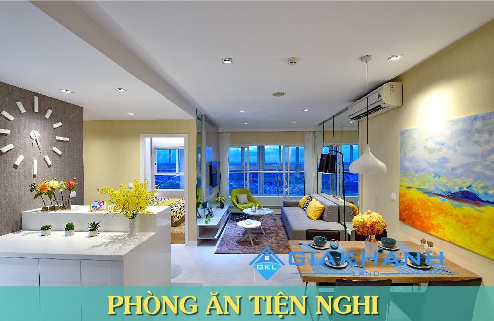 Cho thuê căn hộ chung cư Dragon Hills