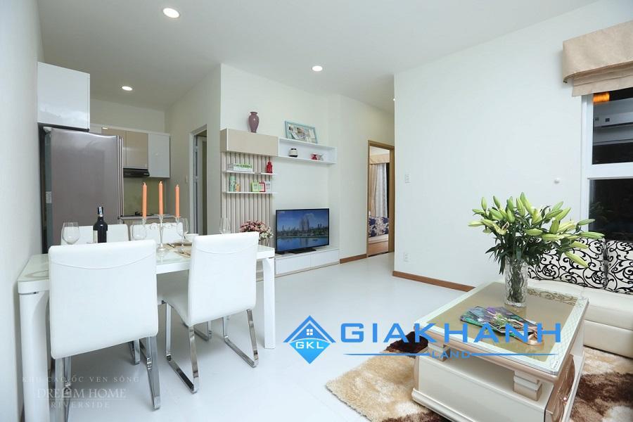 Cho thuê căn hộ chung cư Dream Home Riverside