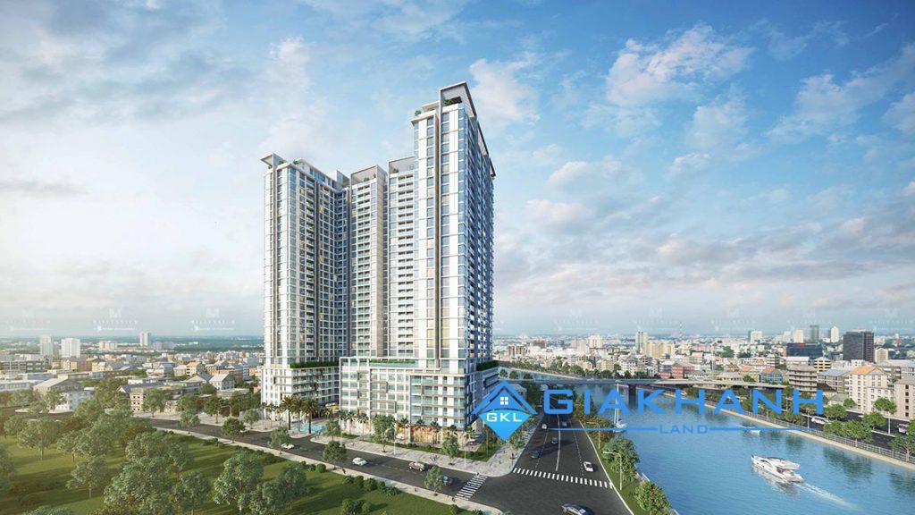 Cho thuê căn hộ chung cư Millennium