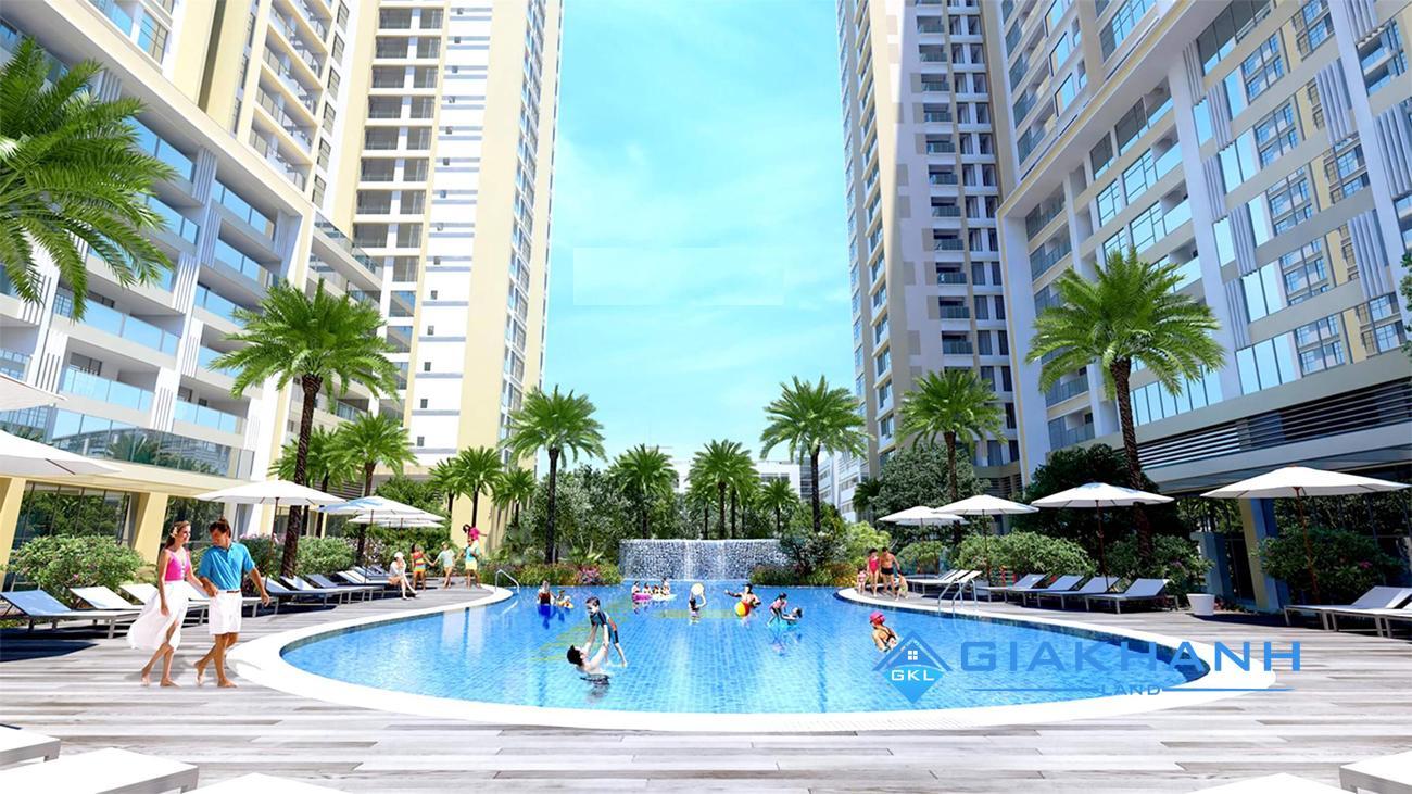 Cho thuê căn hộ chung cư Oriental Plaza