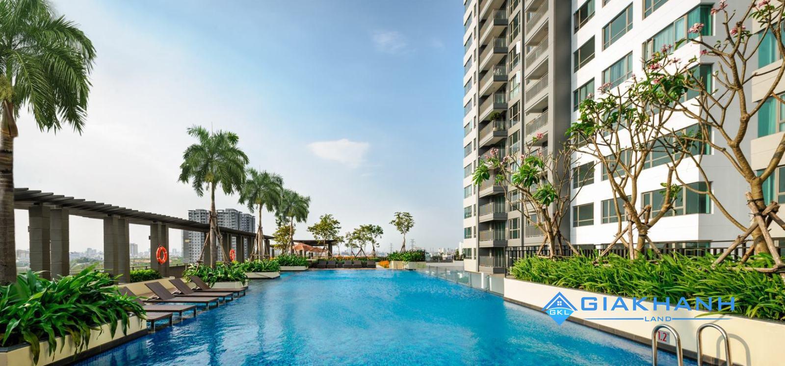 Cho thuê căn hộ chung cư Riviera Point