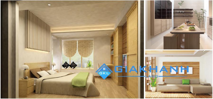 Cho thuê căn hộ chung cư Sunview Town