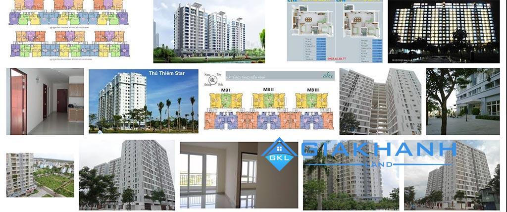 Cho thuê căn hộ chung cư Thủ Thiêm Star