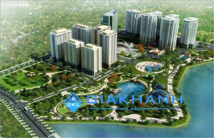 Cho thuê căn hộ chung cư Topaz City