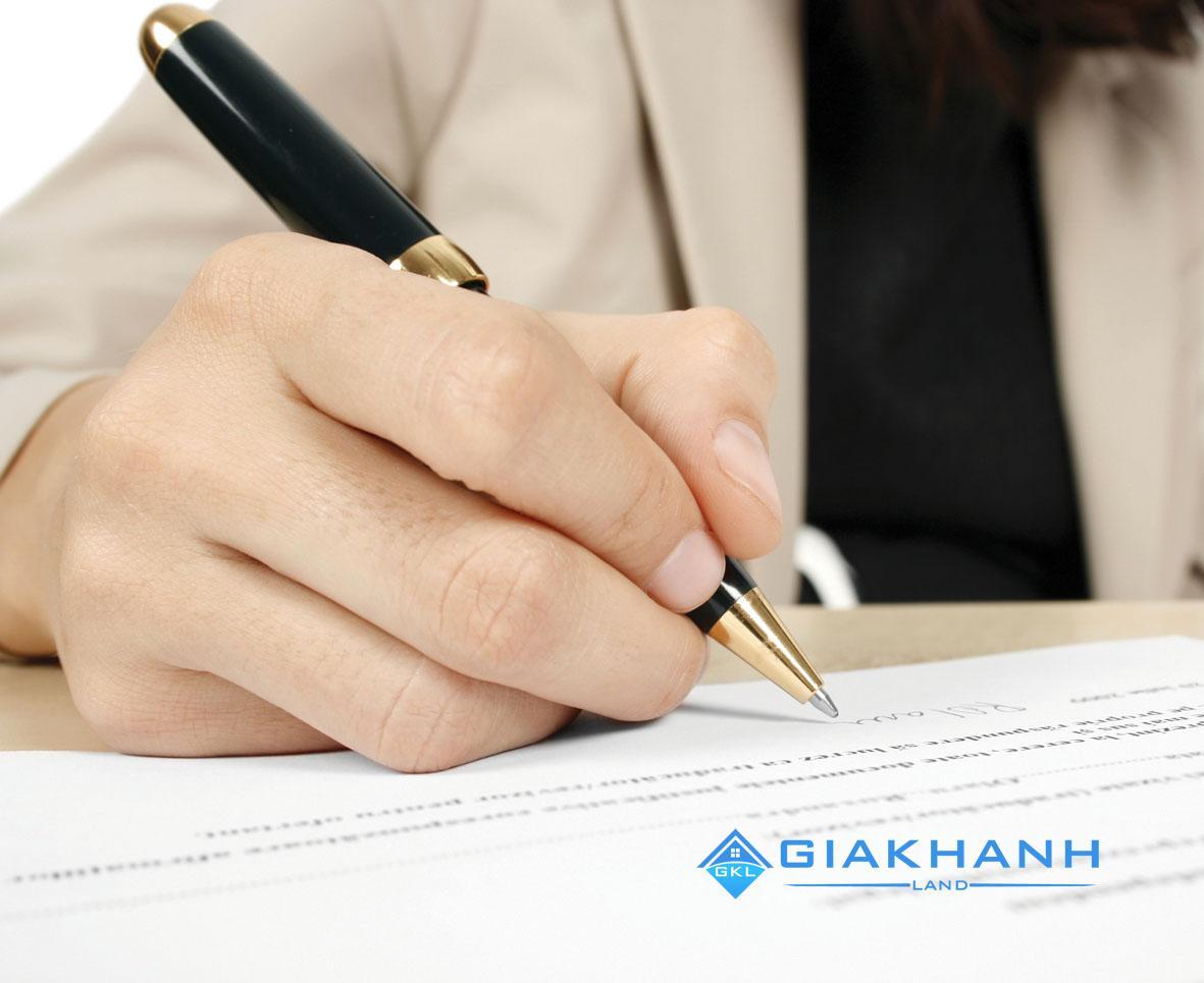 Những điều cần biết khi làm hợp đồng thuê nhà