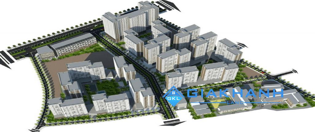 Dự án căn hộ chung cư Akari City Võ Văn Kiệt tiêu chuẩn 5 sao đường rộng rãi