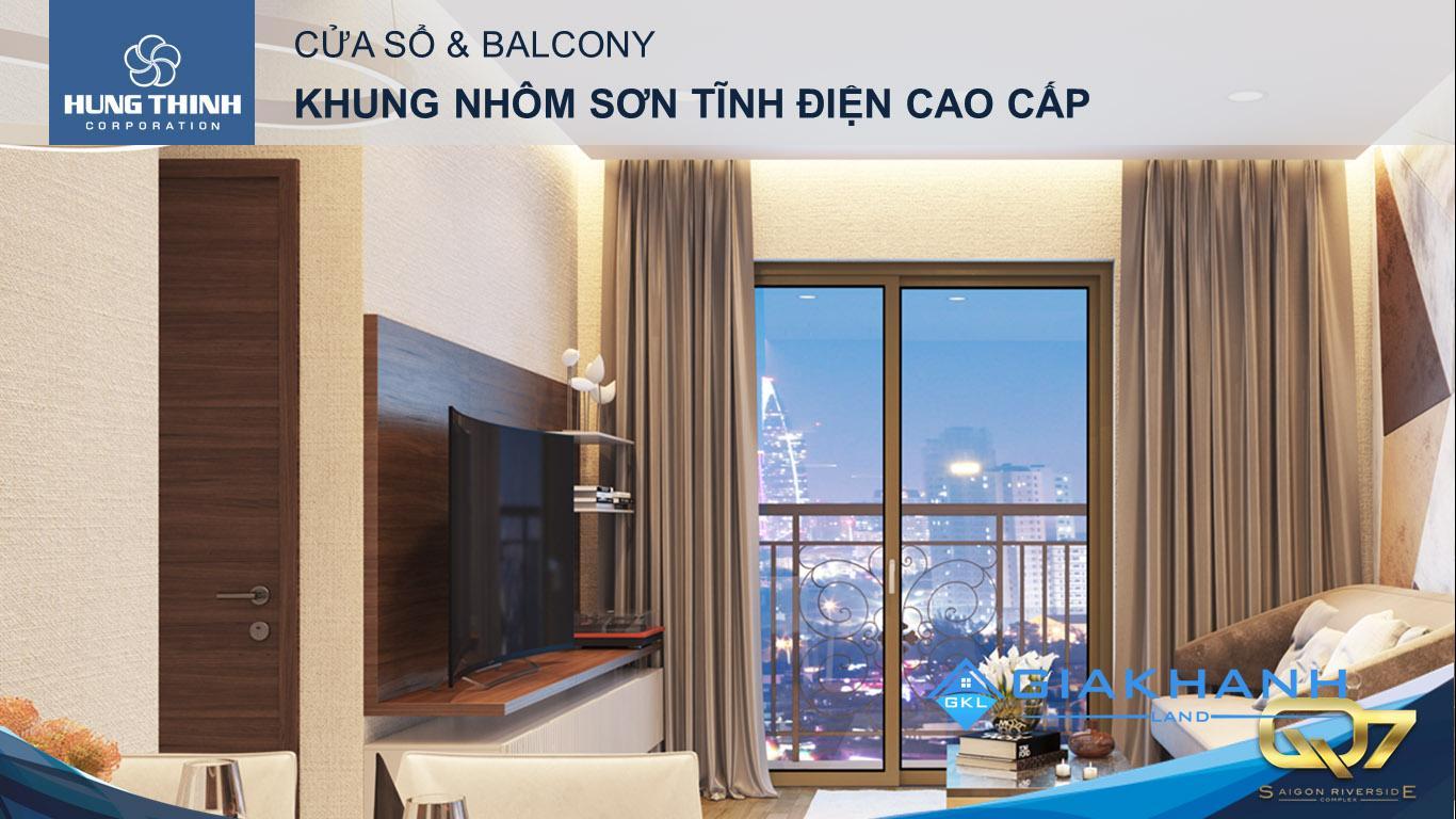 Khu chung cư Q7 Saigon Riverside Complex vị trí độc tôn đầu tư lớn