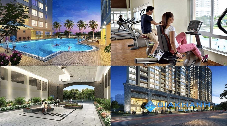 Akari City dự án căn hộ thông thoáng phong cách riêng