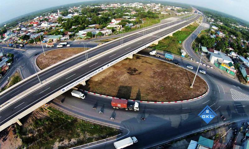 Căn hộ Jamila Khang Điền hưởng lợi từ song hành cao tốc Long Thành - Dầu Giây