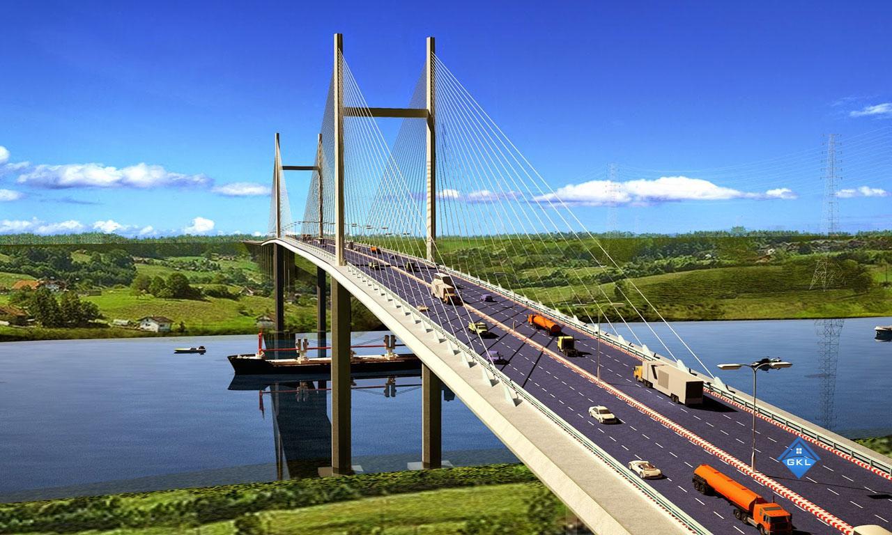 Cầu Cát Lái nối Đồng Nai chuẩn bị được xây dựng