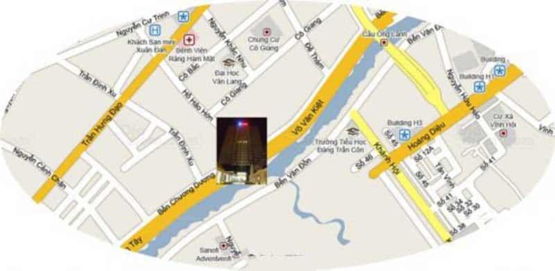 Cho thuê căn hộ chung cư Cao Ốc BMC Tower
