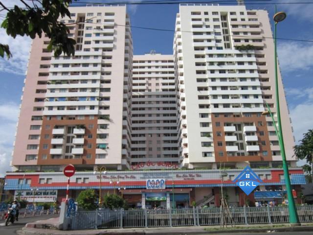 Cho thuê căn hộ chung cư Screc Tower