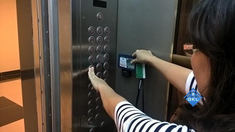 Những điều cần biết để sử dụng thang máy chưng cư an toàn