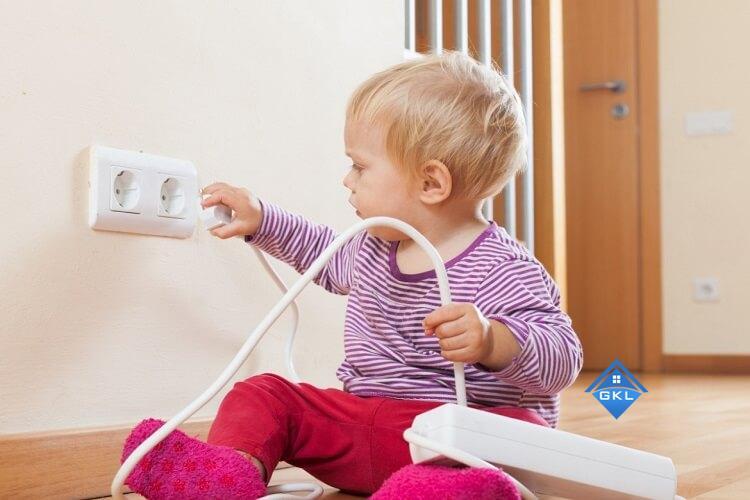 Những lỗi nghiêm trọng trong bố trí nội thất gây nguy hiểm cho gia đình bạn