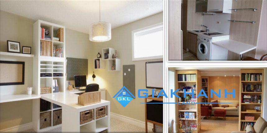 Nở rộ mô hình căn hộ Officetel trên thị trường bất động sản