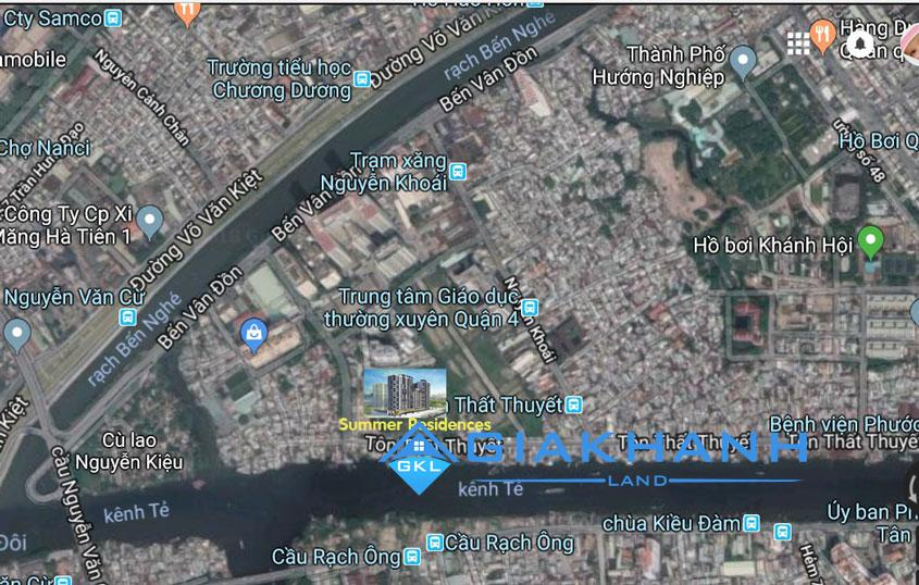 Điều gì làm dự án căn hộ cao cấp De La Sol quận 4 hấp dẫn hơn?