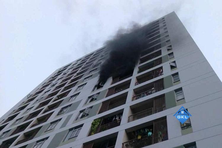 Suy ngẫm từ vụ cháy chung cư cao cấp mới nhất tại TP HCM