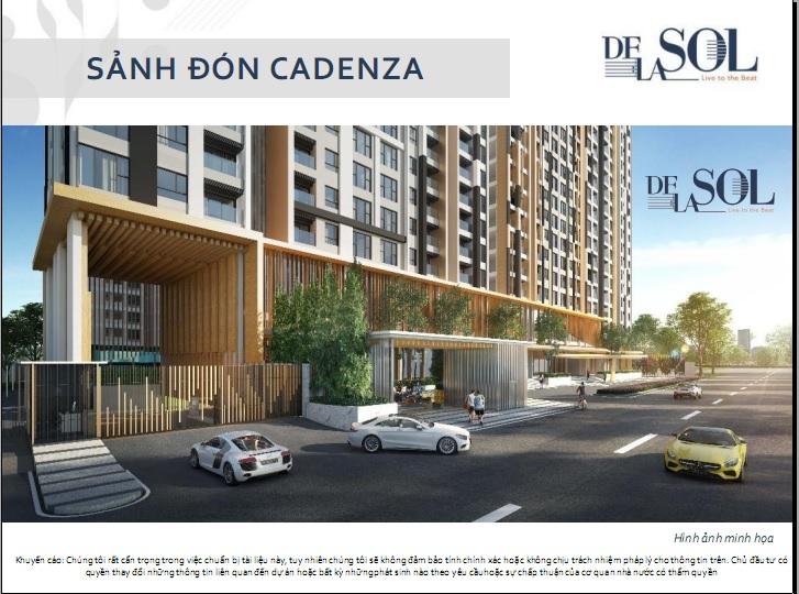 Đánh giá về vị trí và chủ đầu tư của dự án cho thuê căn hộ De La Sol