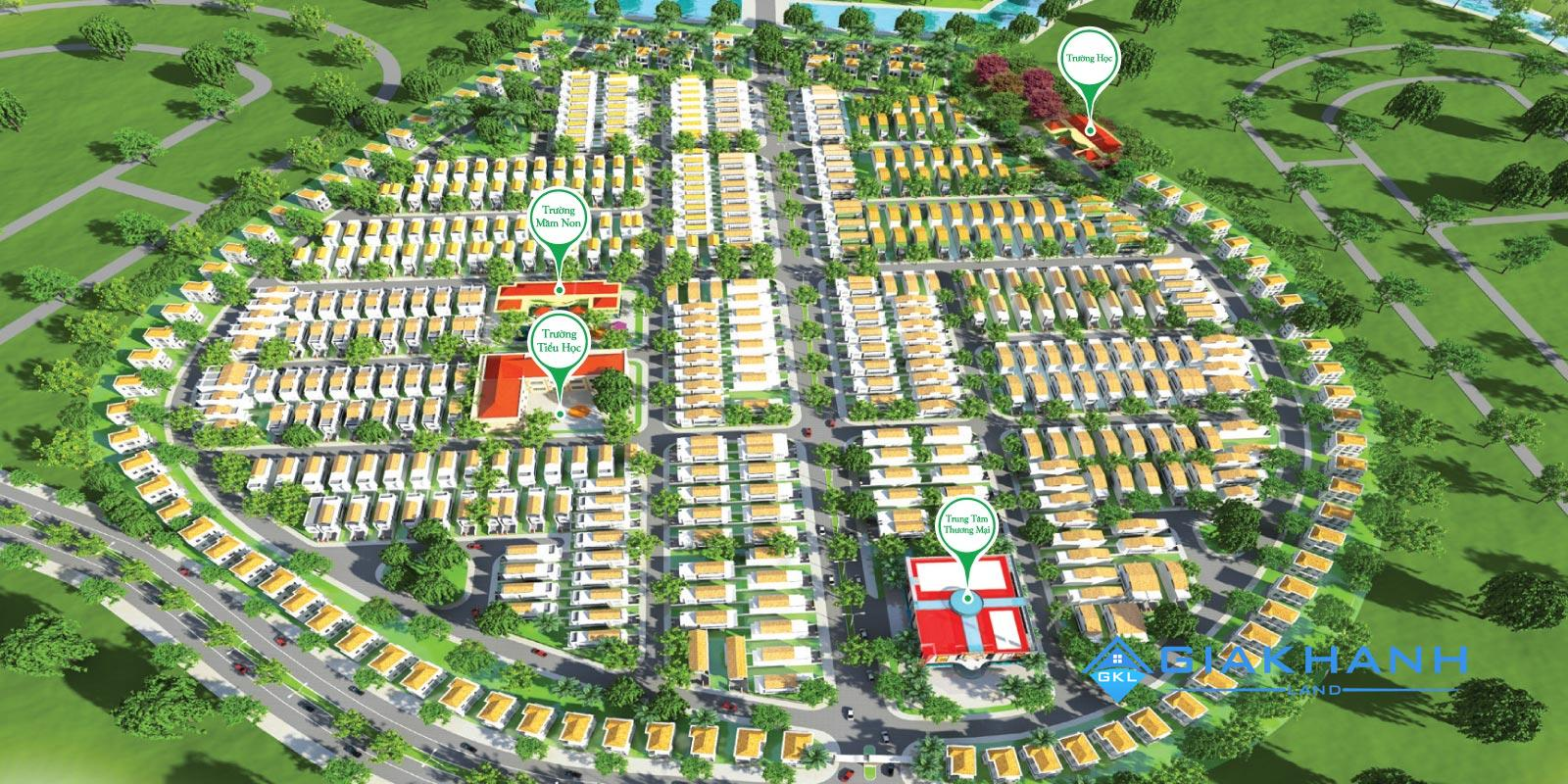 Dự án khu đô thị Trị Yên Riverside