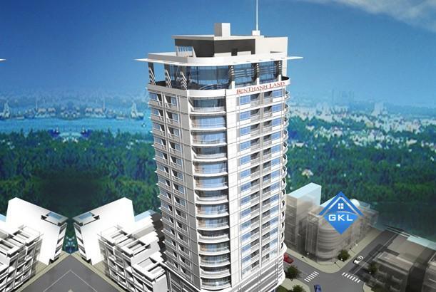 Cho thuê căn hộ chung cư Bến Thành Luxury