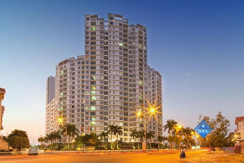 Cho thuê căn hộ chung cư Him Lam Riverside