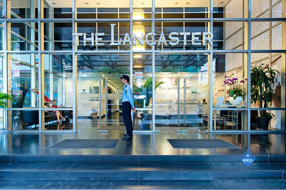 Cho thuê căn hộ chung cư Lancaster Lê Thánh Tôn