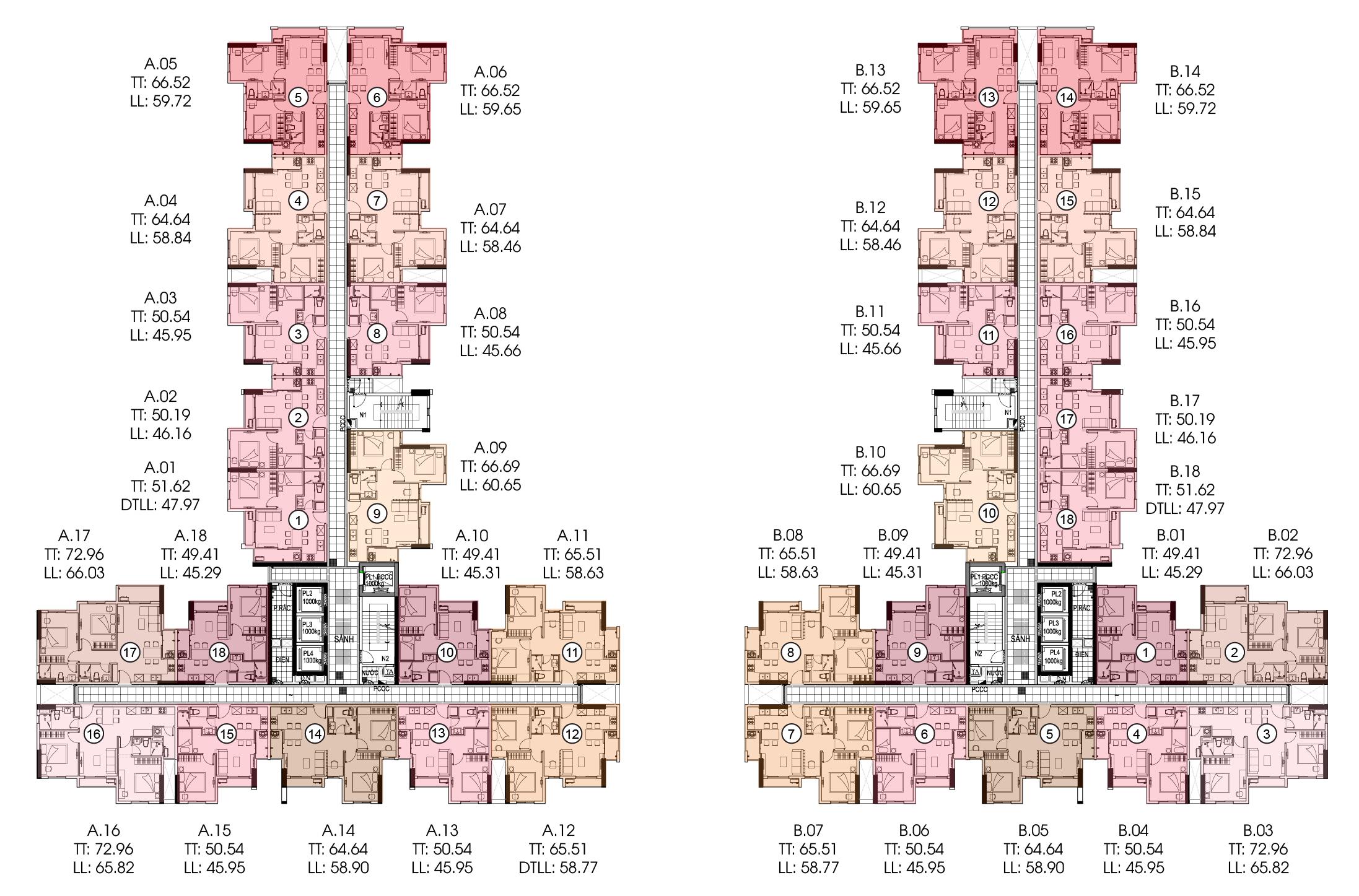 Dự án căn hộ Conic Riverside Quận 8