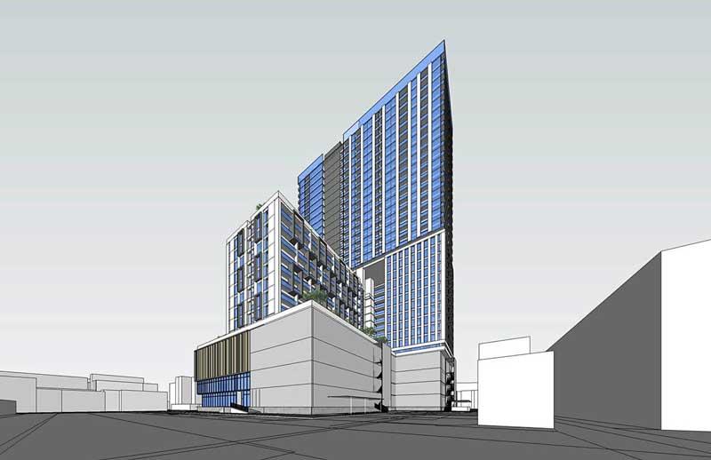 Cho thuê căn hộ chung cư Lancaster Legacy Nguyễn Trãi Tower